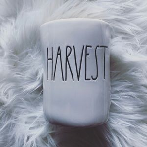 Rae Dunn HARVEST Scented Candle Pumpkin Pie